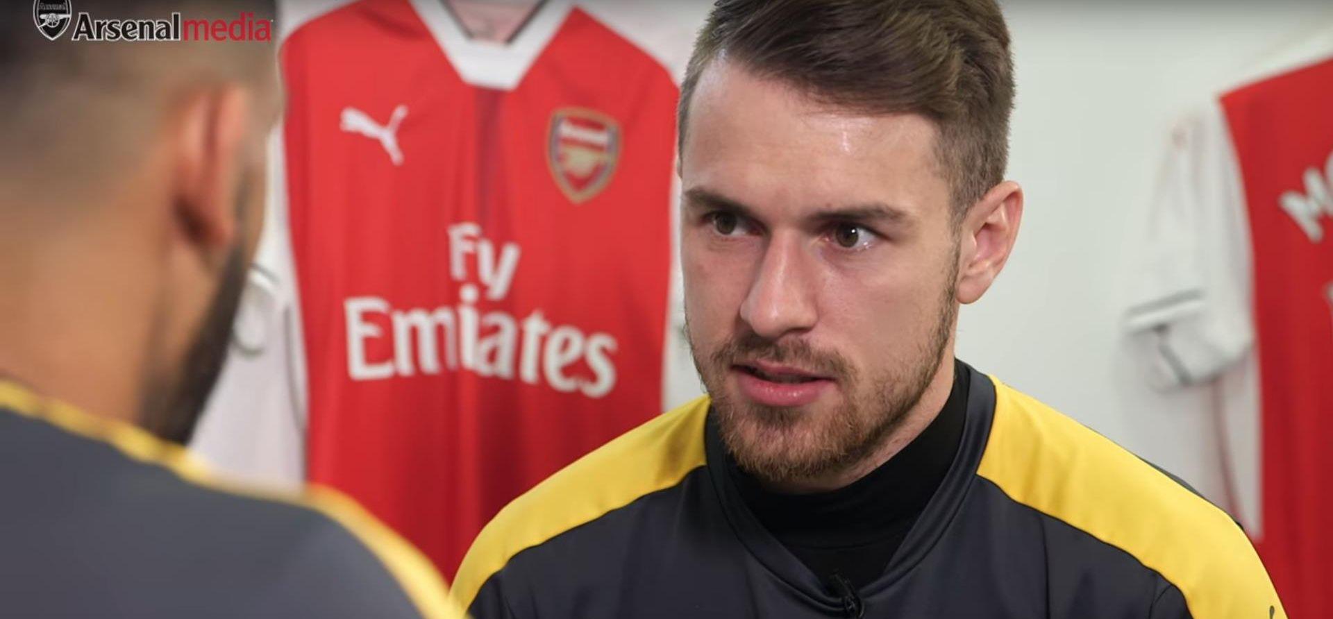 MEDIJI Ramsey stiže u Juventus kao slobodan igrač