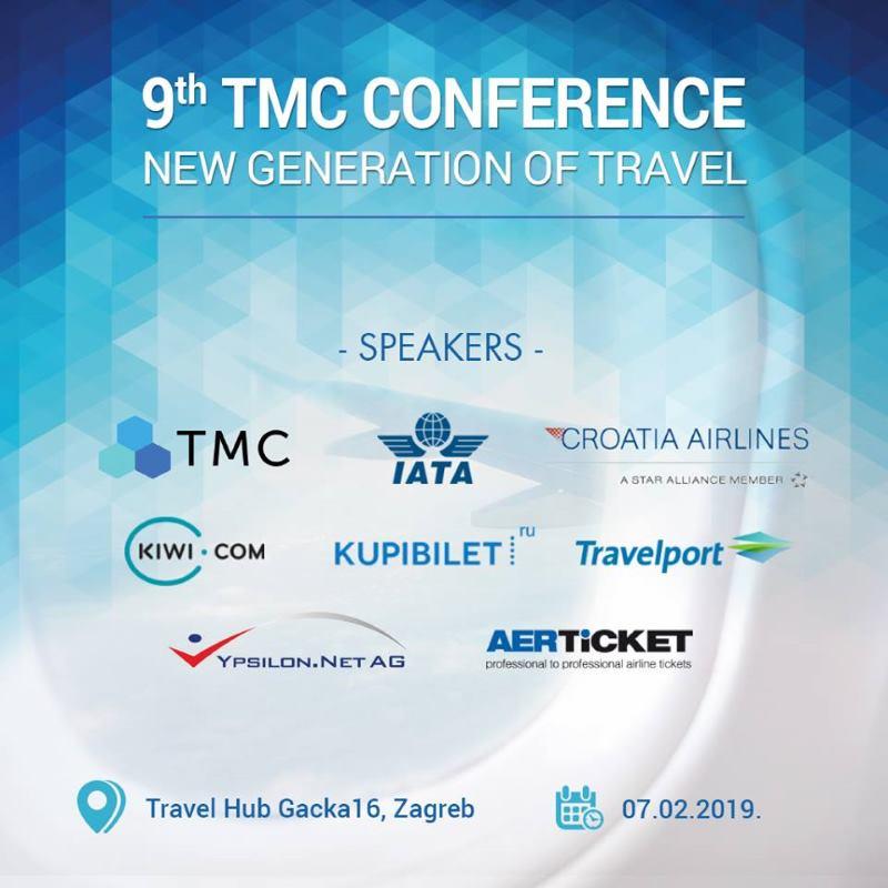 TMC KONFERENCIJA Predstavnici svjetskih lidera u industriji putovanja okupljaju se u Zagrebu