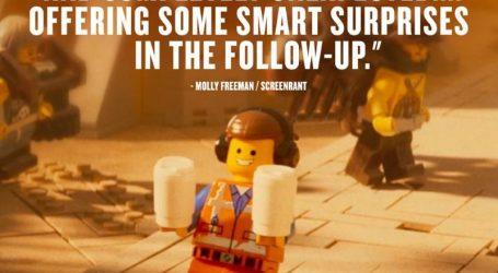 VIDEO: 'The Lego Movie 2' dobiva sve više pažnje i dobrih kritika