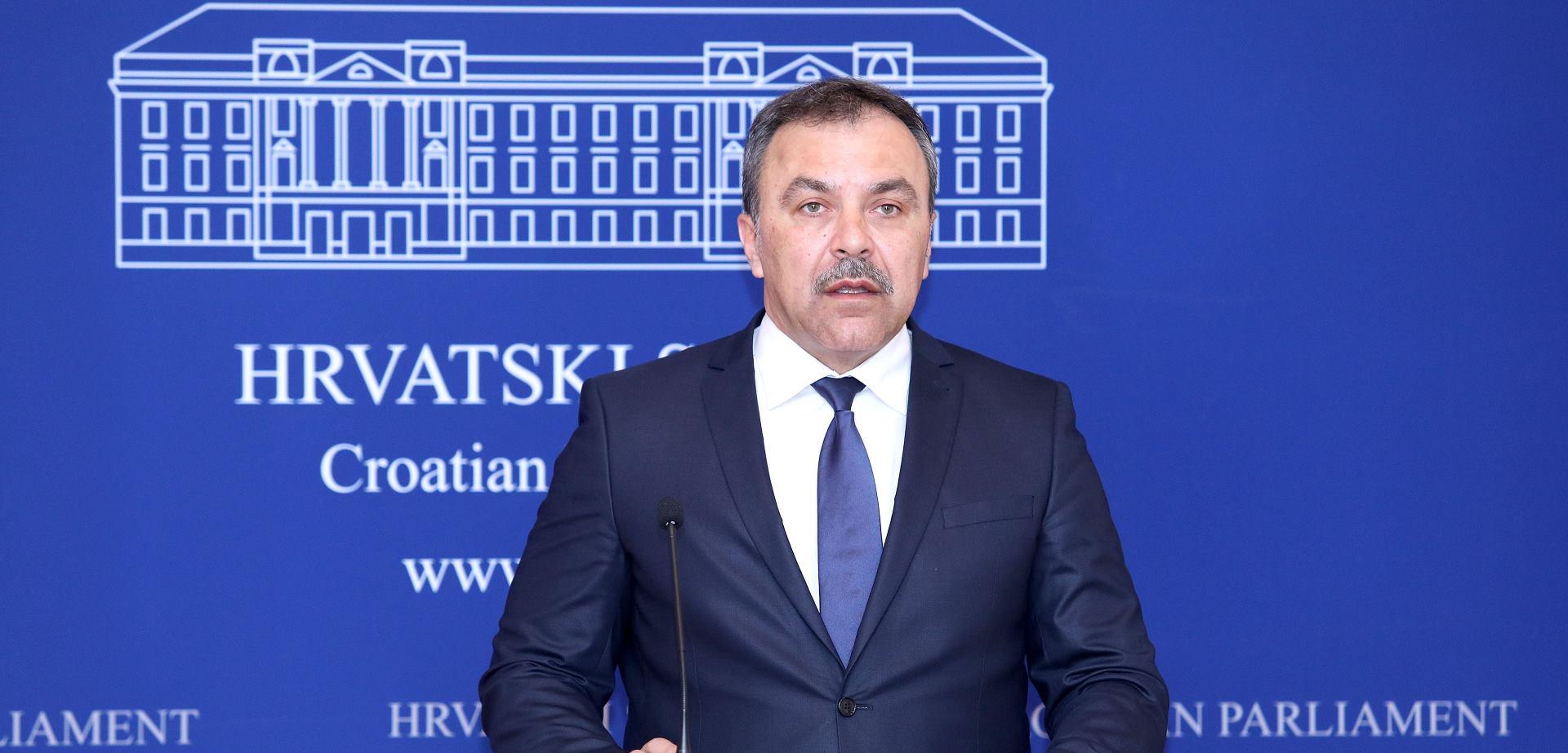 Zastupnik Vlaho Orepićponovo pozvao na evidenciju fiktivnih glasača i prebivališta