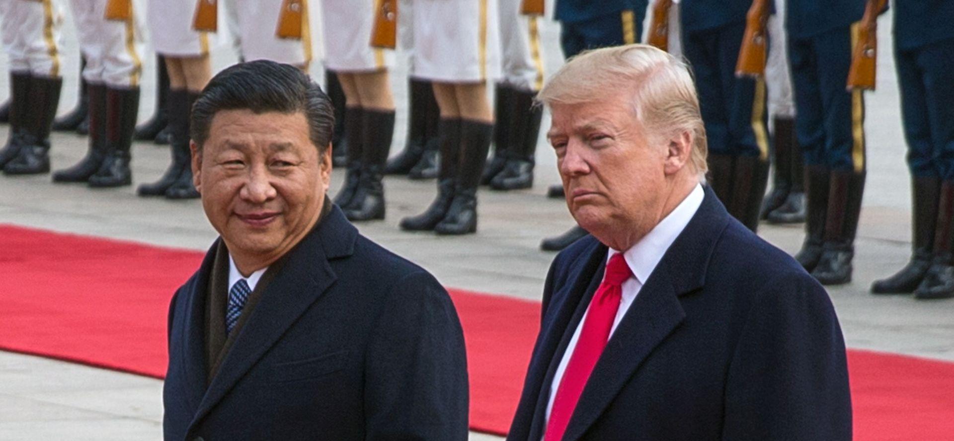 "TRUMP ""Slabosti kineskog gospodarstva poticaj Pekingu"""