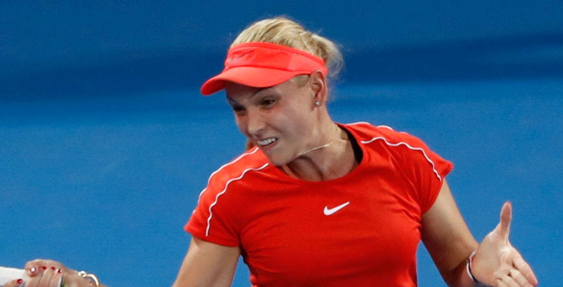 Donna Vekić uvjerljiva, protiv Kvitove za polufinale