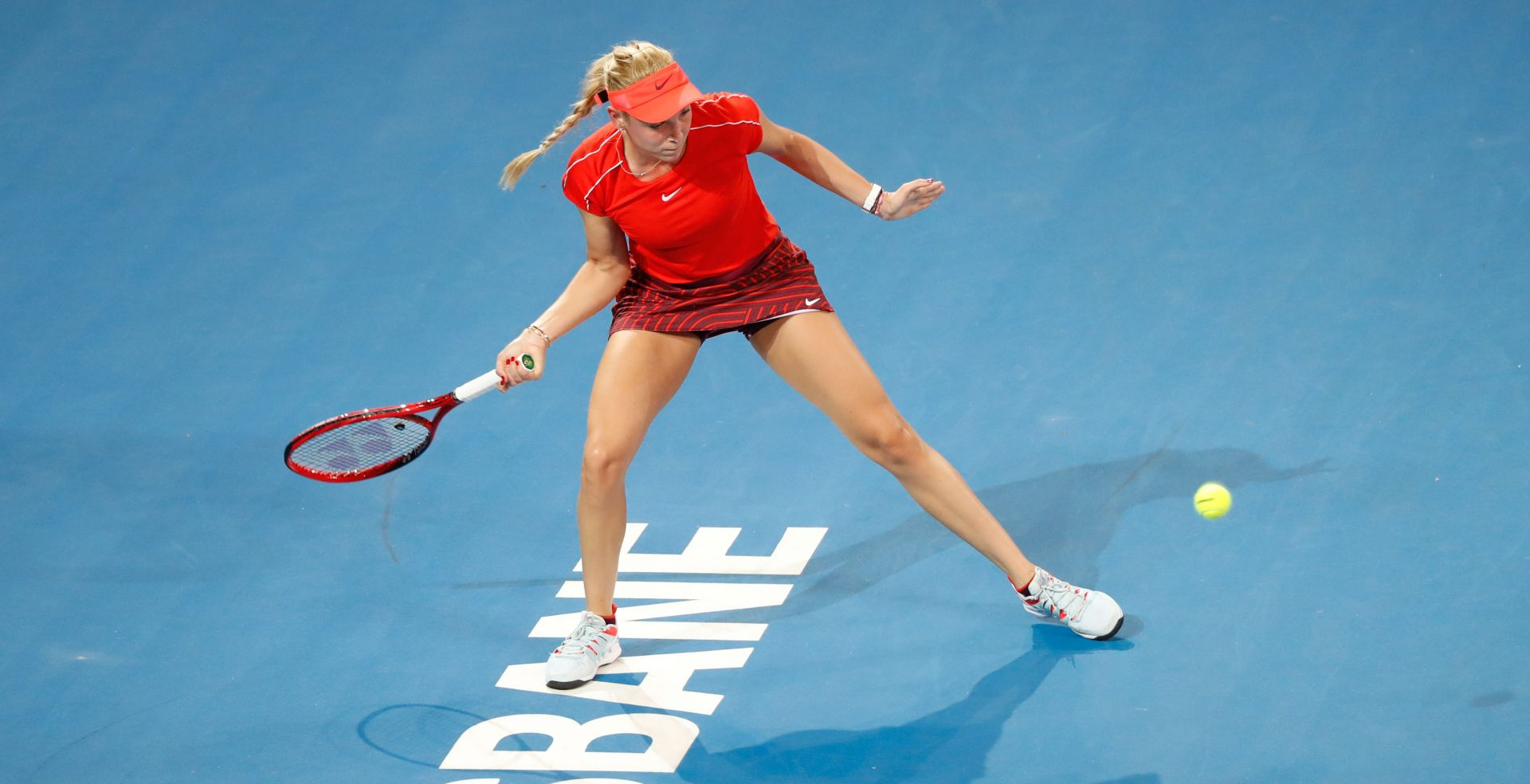 WTA: Ranking karijere za Donnu Vekić