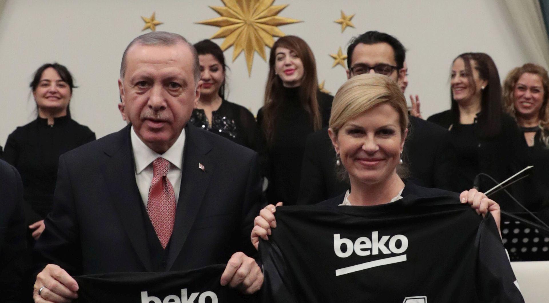 Erdogan želi sigurnosnu zonu na granici sa Sirijom