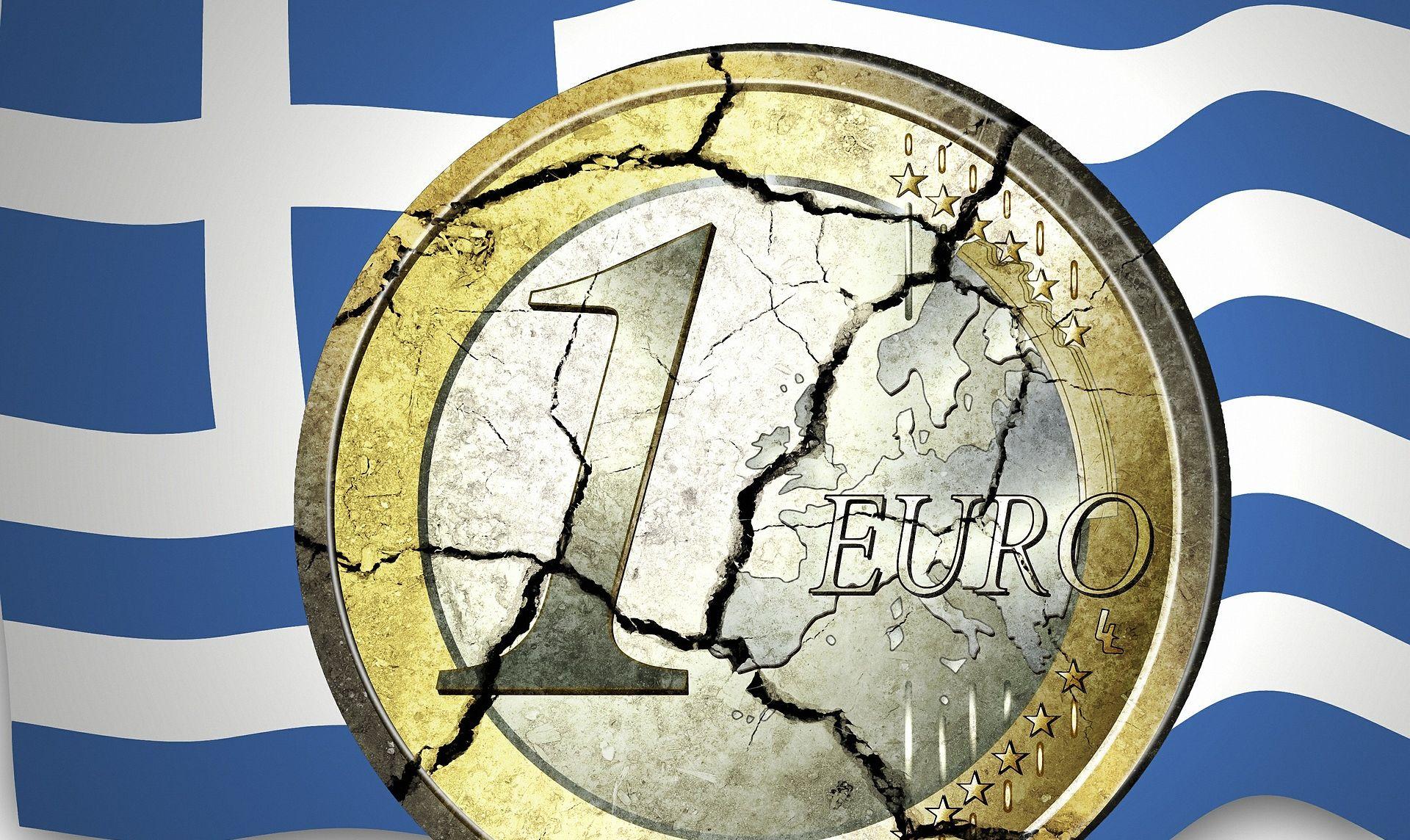 Bijeg iz eurozone i povratak drahme spašava Grčku