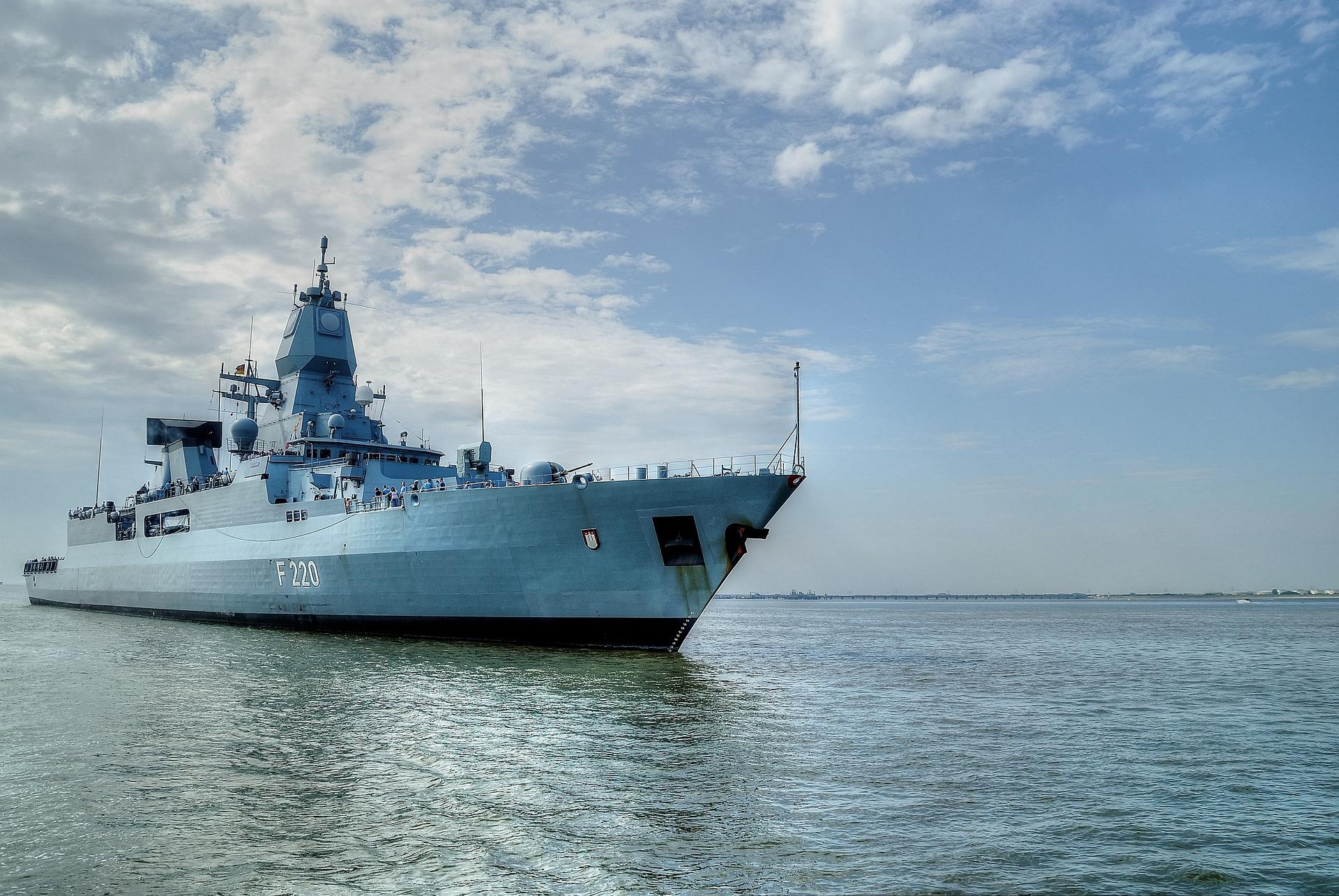 Njemačka se privremeno povlači iz pomorske misije EU na Mediteranu