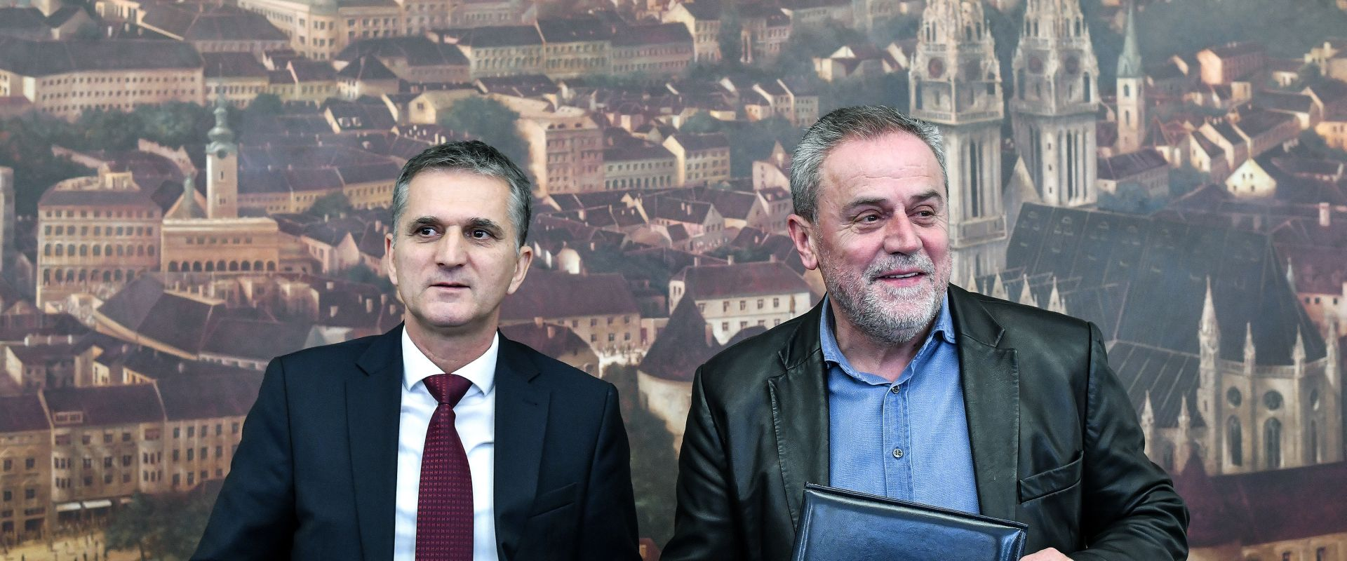 ENTEROVIROZA Goran Marić u bolnici