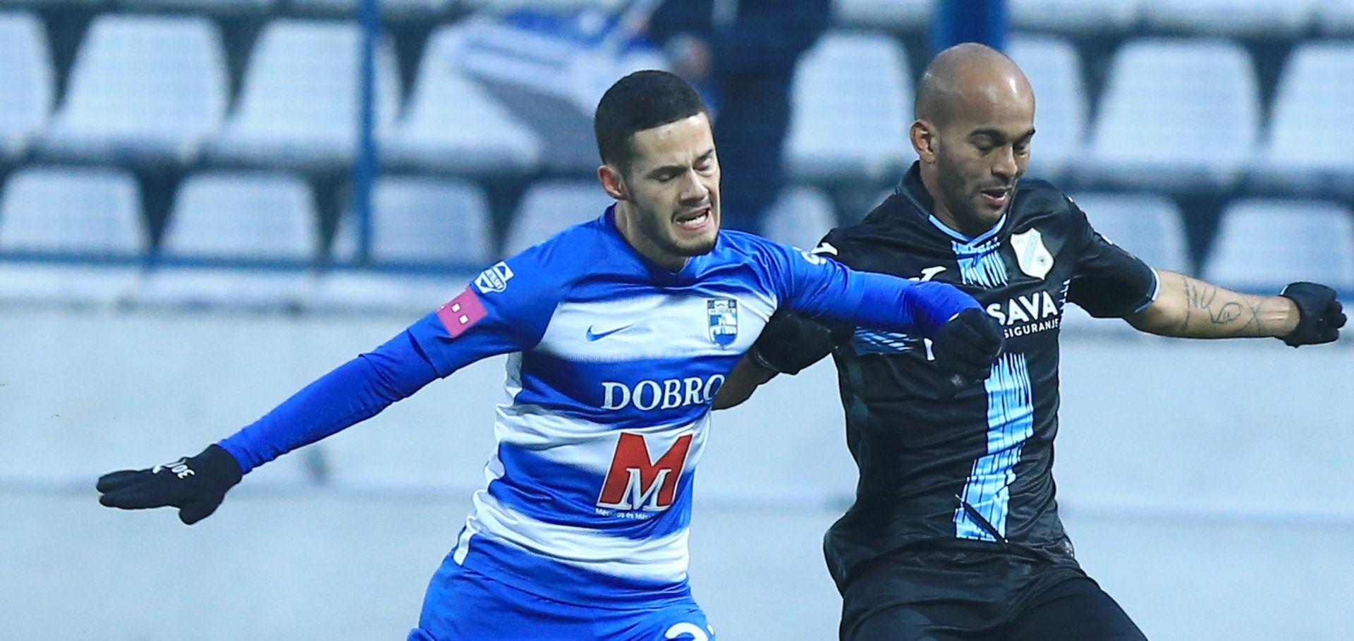 Osijek prodao Hajradinovića u rekordnom transferu