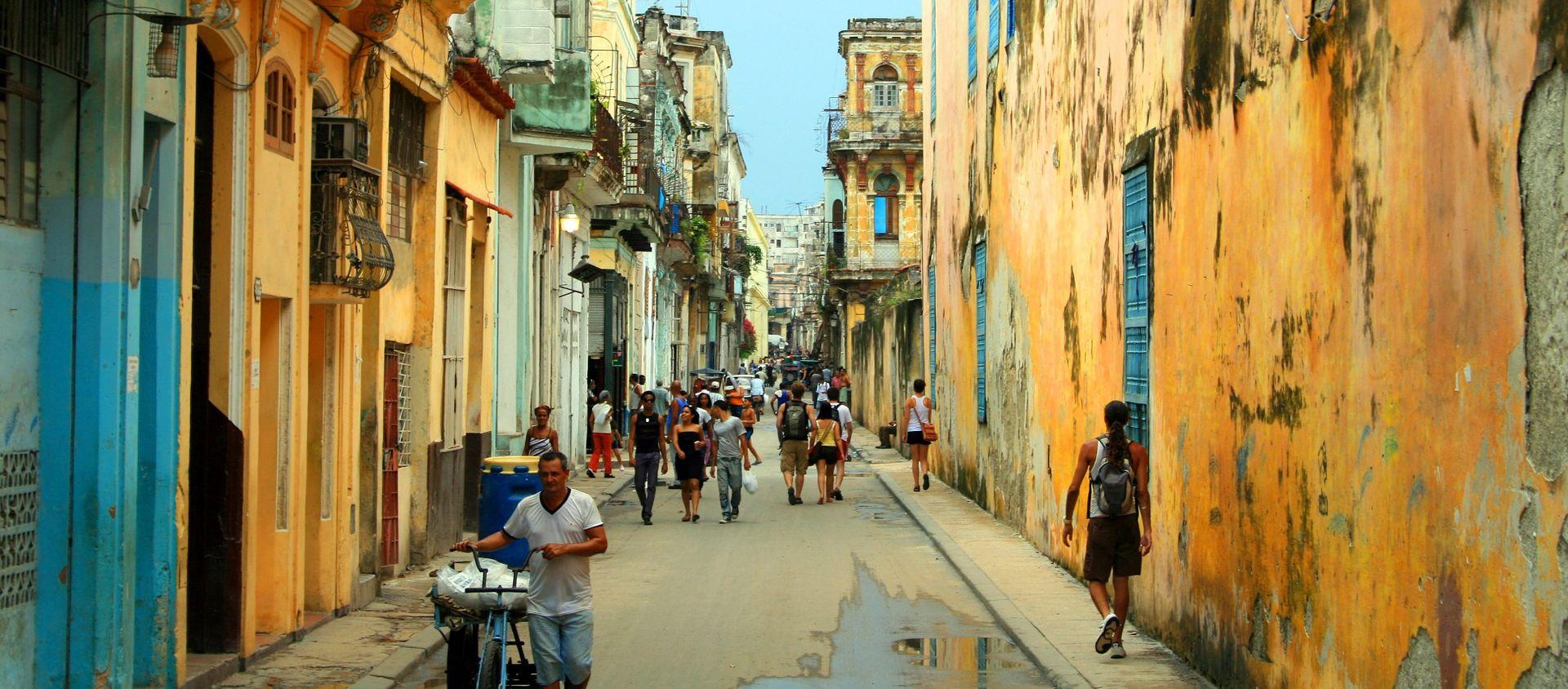 Gotovo 640.000 američkih turista posjetilo Kubu u 2018.