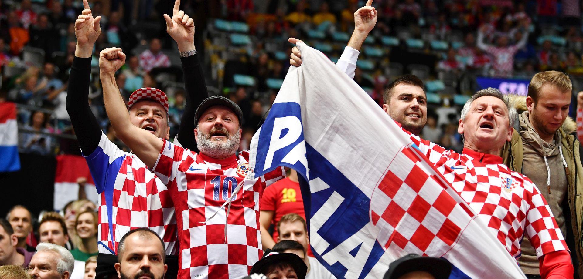 31:22 Hrvatska uvjerljivo surova protiv Makedonije