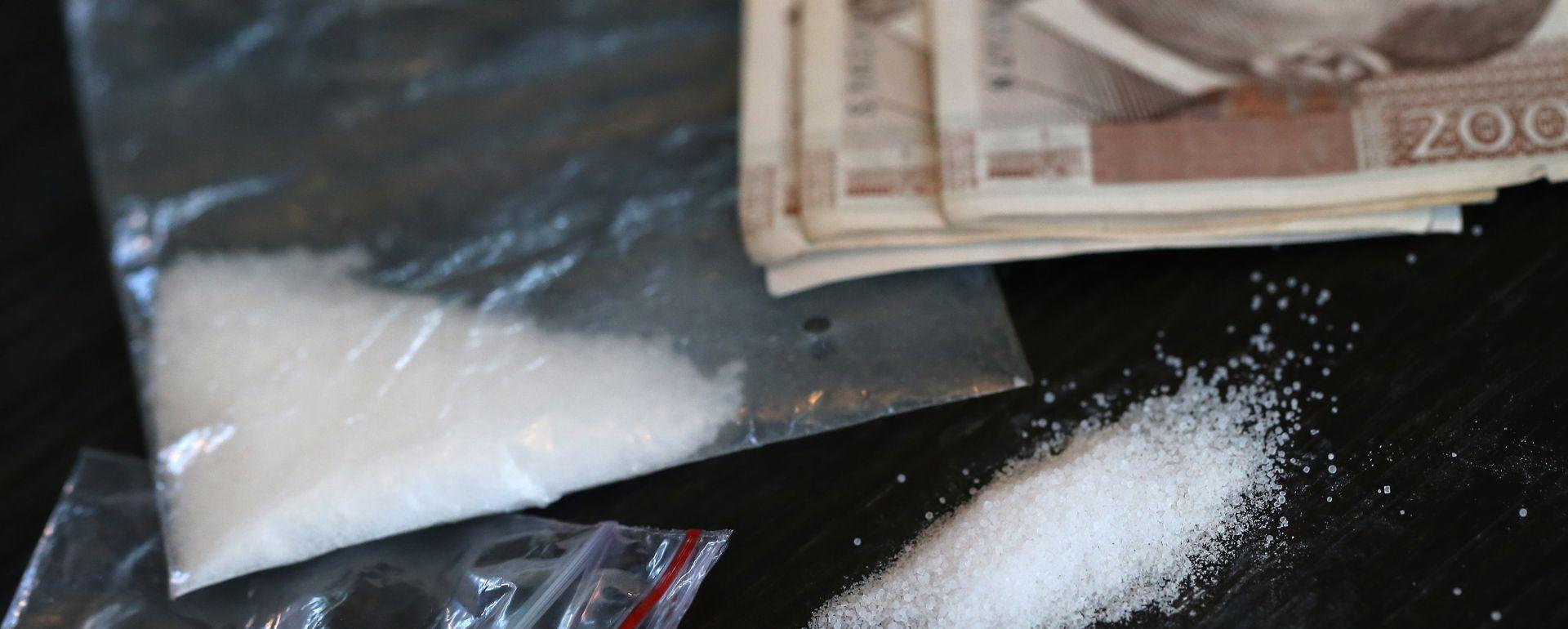 Kokain preplavio Hrvatsku