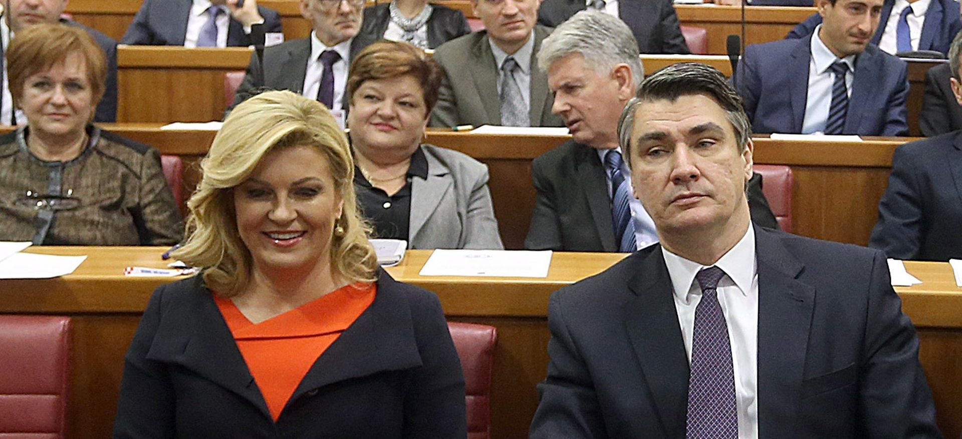 """Milanović """"zaprijetio"""" Kolindi"""