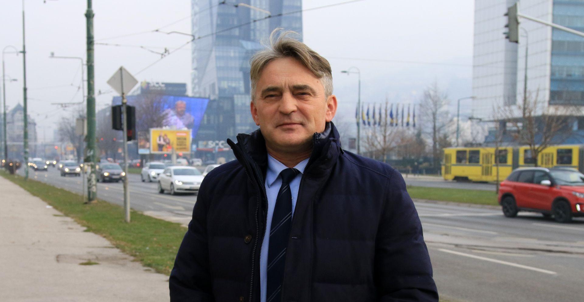 Širi se pokret protiv Željka Komšića