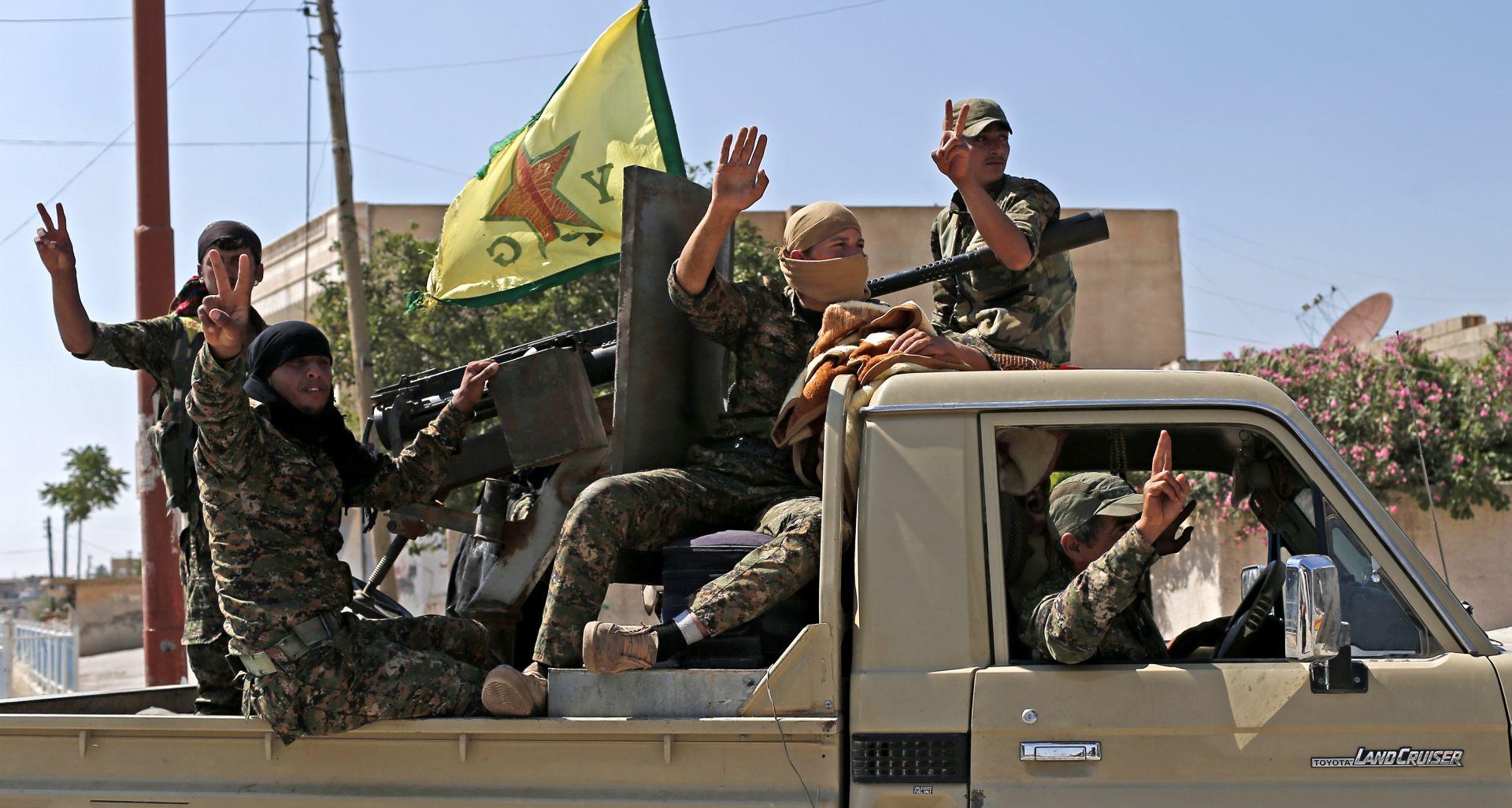 NEOVISNO O SAD Sirijski Kurdi žele dogovor s Damaskom