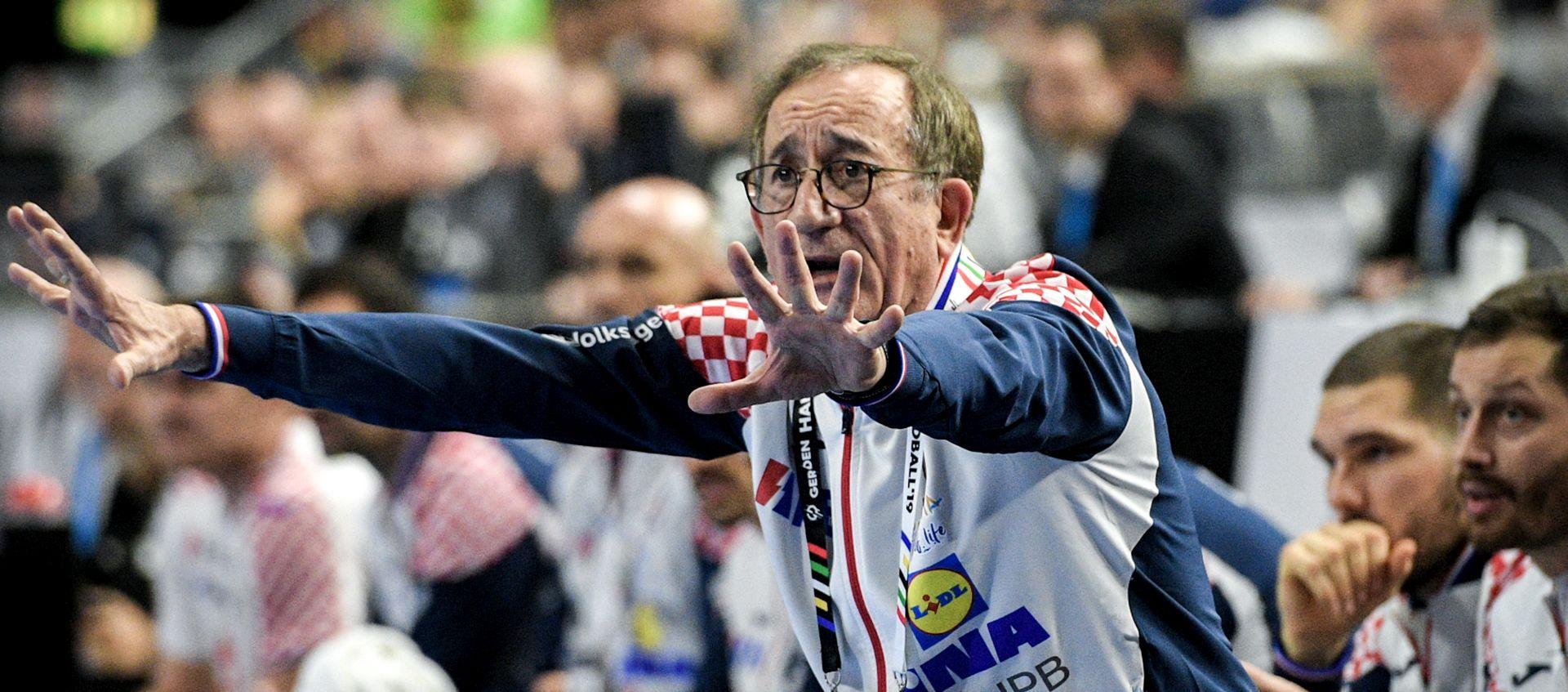 """ČERVAR """"Dobili i svjetskog i europskog prvaka a polufinale nećemo vidjeti"""""""
