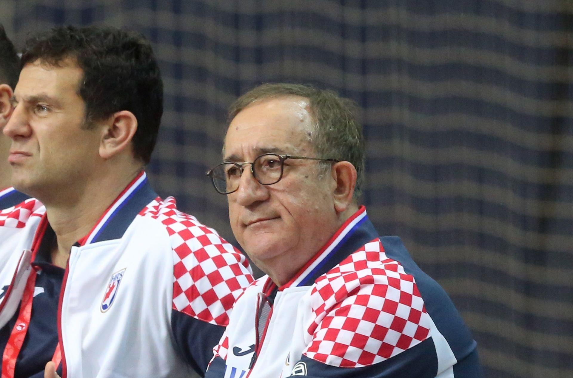 HDZ-ov zastupnik na europskom rukometnom prvenstvu