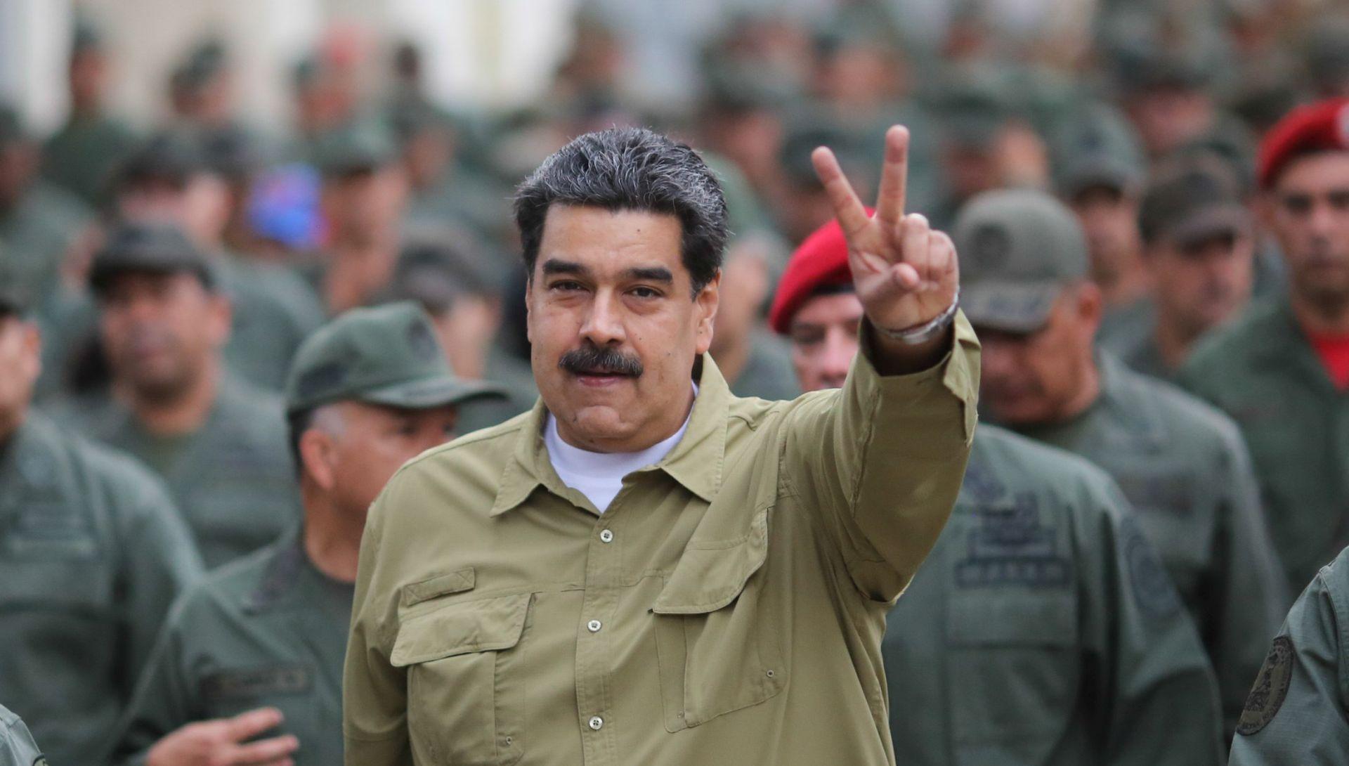 Washington sačuvao diplomatski kanal s Madurom