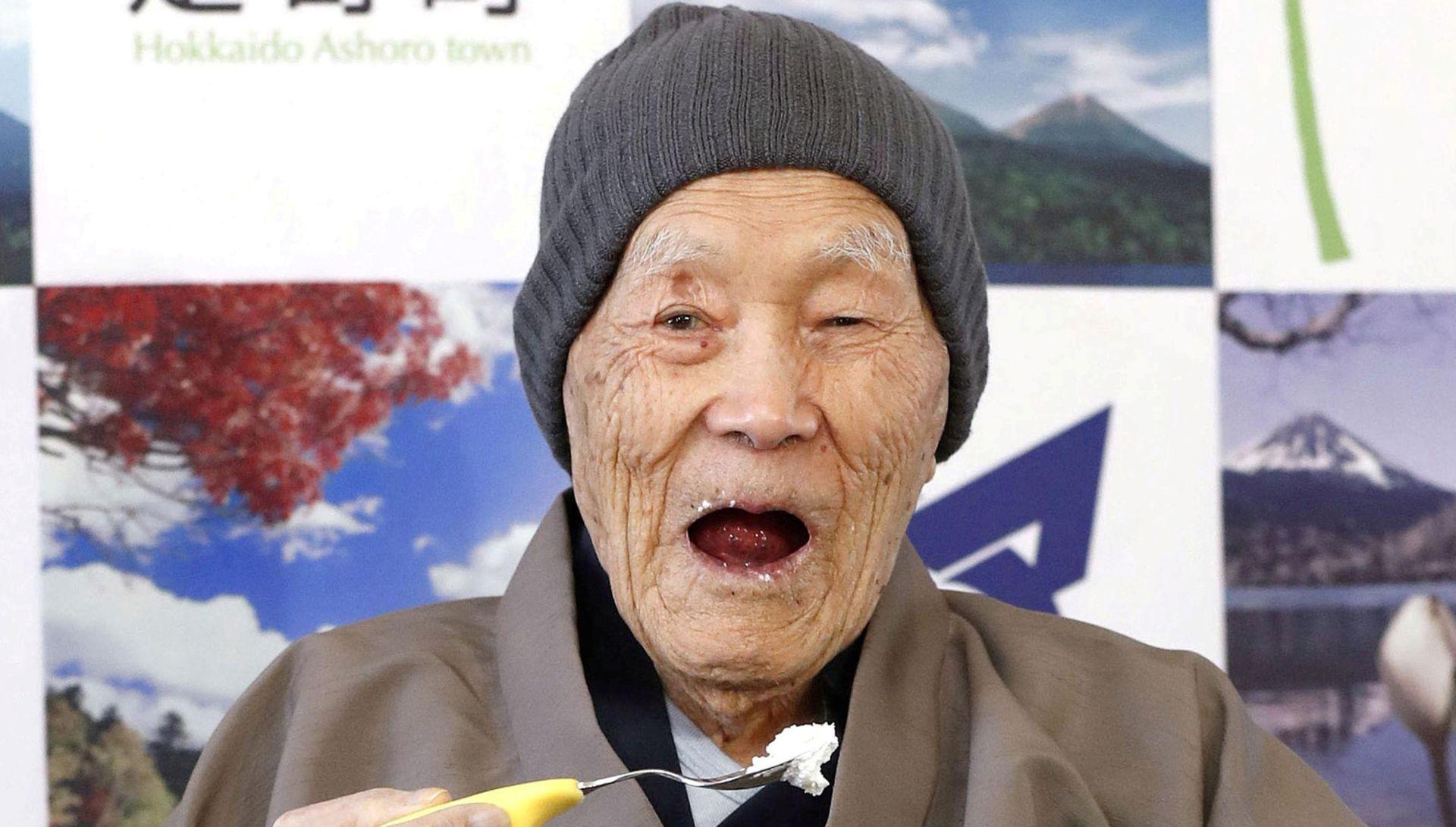 U 113. umro Masazo Nonaka, najstariji čovjek na svijetu