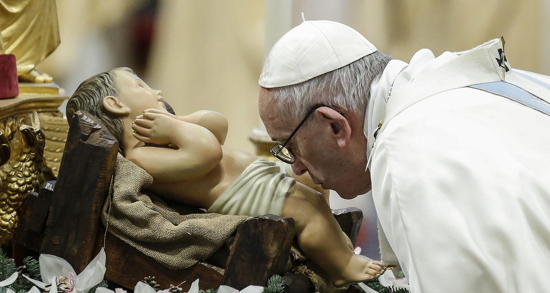 PREDATORI Papa Franjo kritizirao američke biskupe
