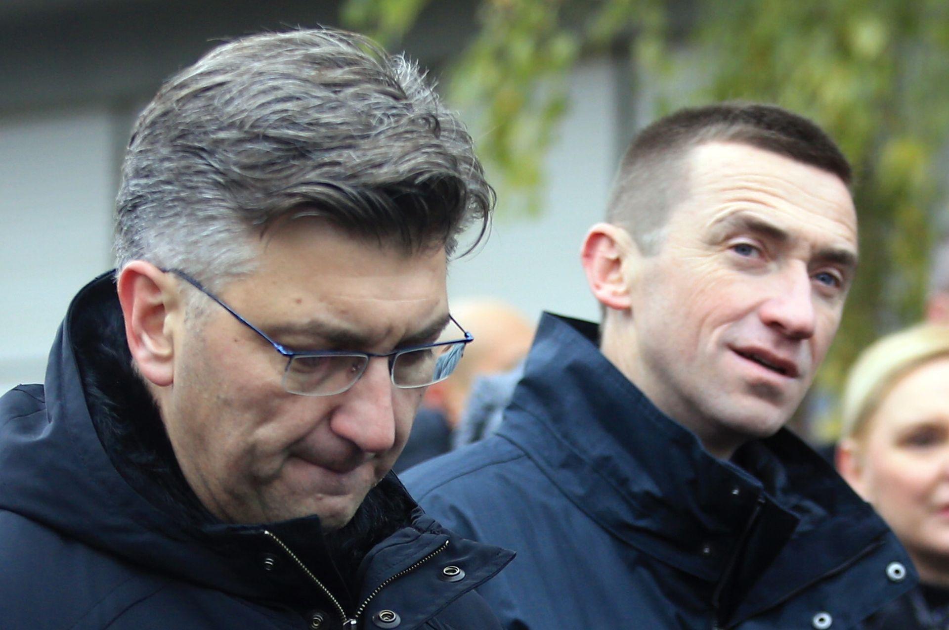 """PENAVA RAPORTIRAO PLENKOVIĆU """"Ostajem u HDZ-u"""""""