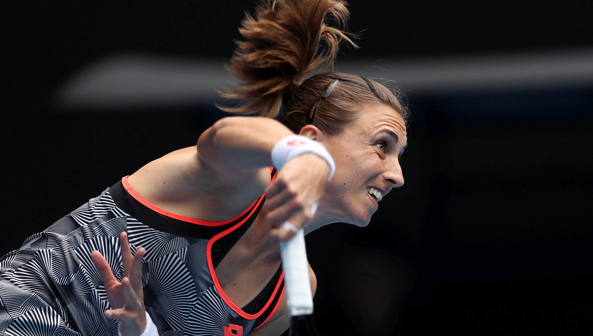 Australian Open: Sloane Stephens zaustavila Petru Martić