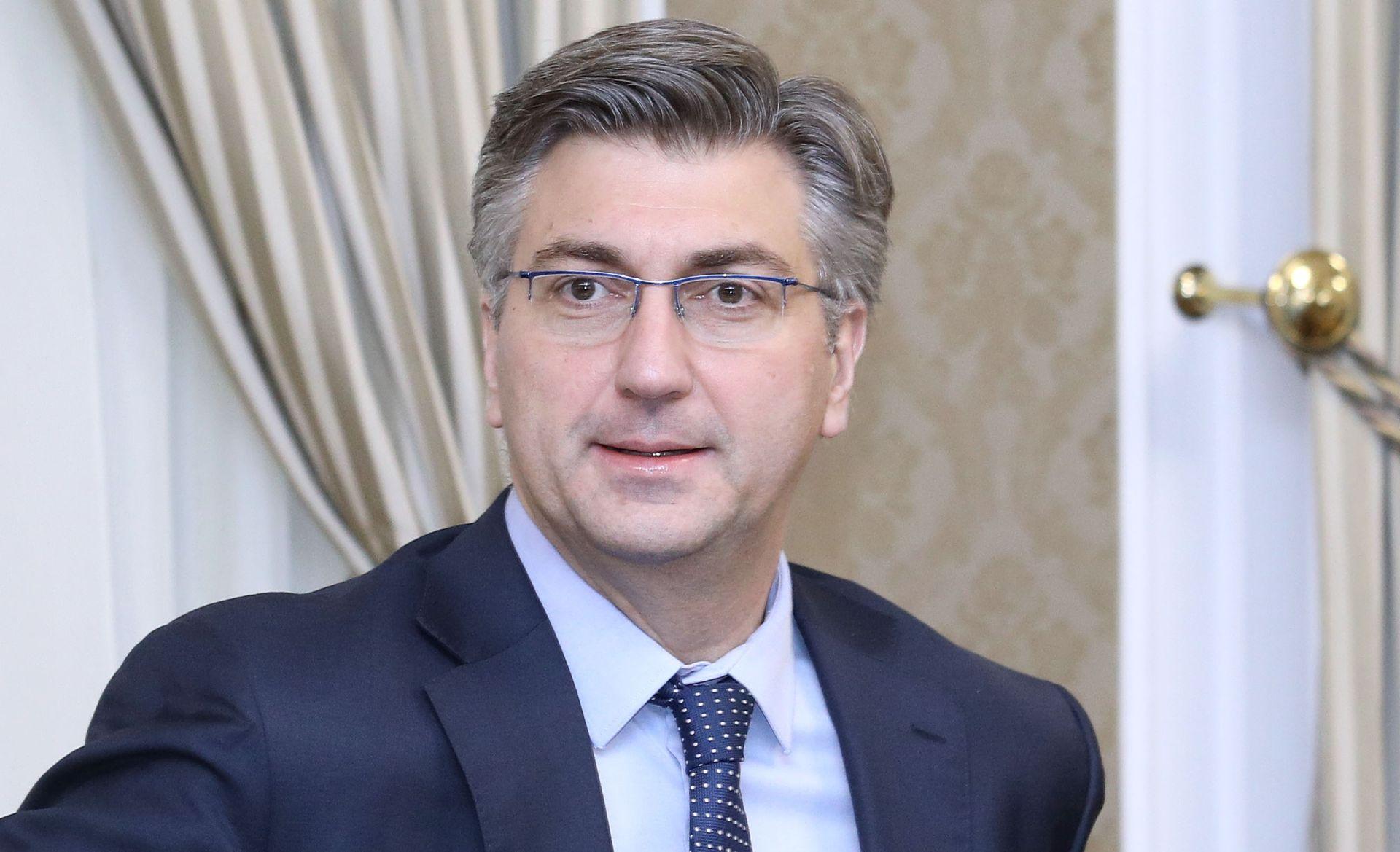 """PLENKOVIĆ """"U obrani integriteta ministra Tolušića"""""""