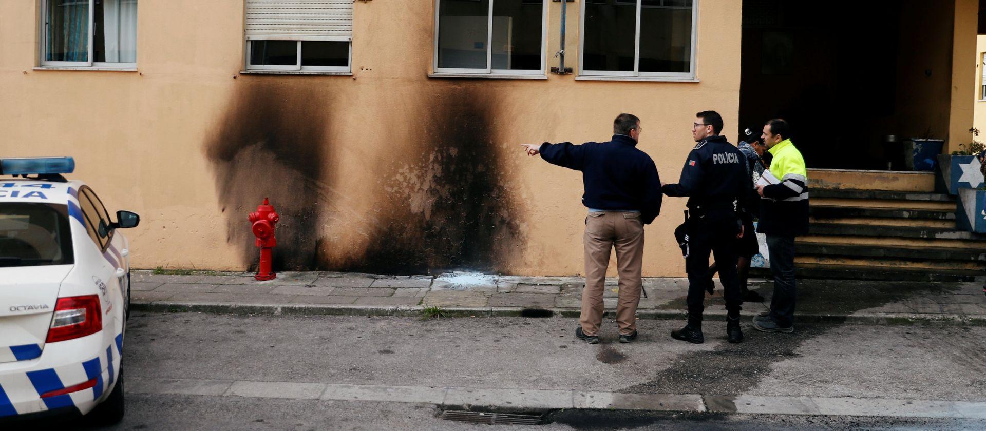 PORTUGAL Napadnuta policijska postaja i zapaljeni automobili