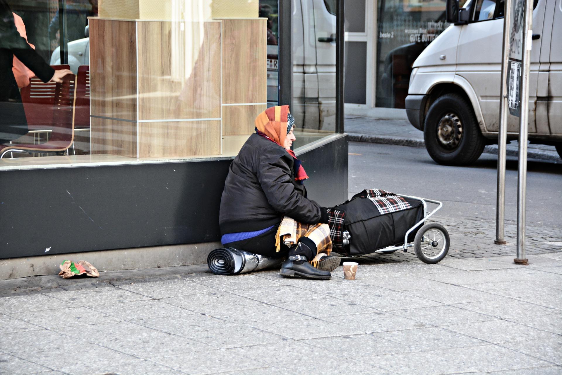 U Njemačkoj ove zime od hladnoće umrlo 10 beskućnika