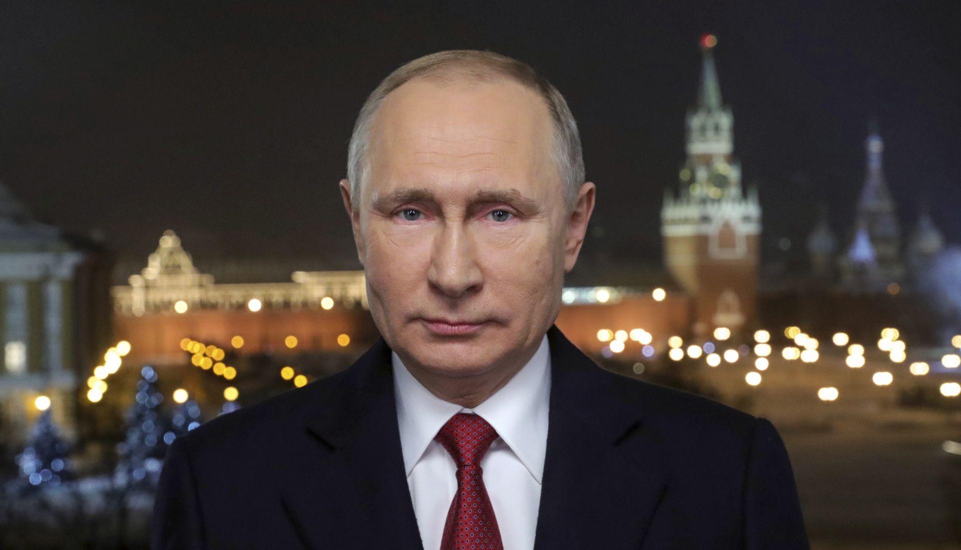 RUSIJA Pad povjerenja u Putina