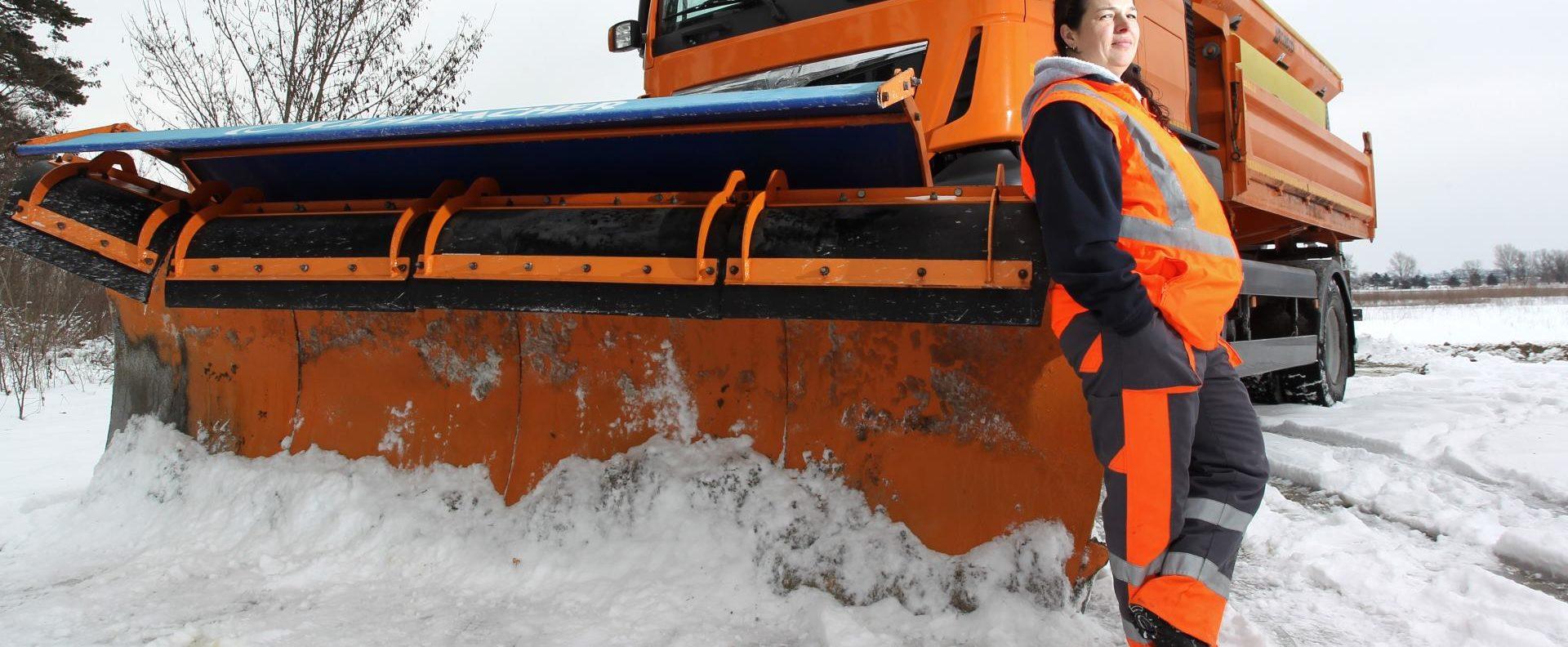 VIDEO: Čišćenje snijega u Austriji