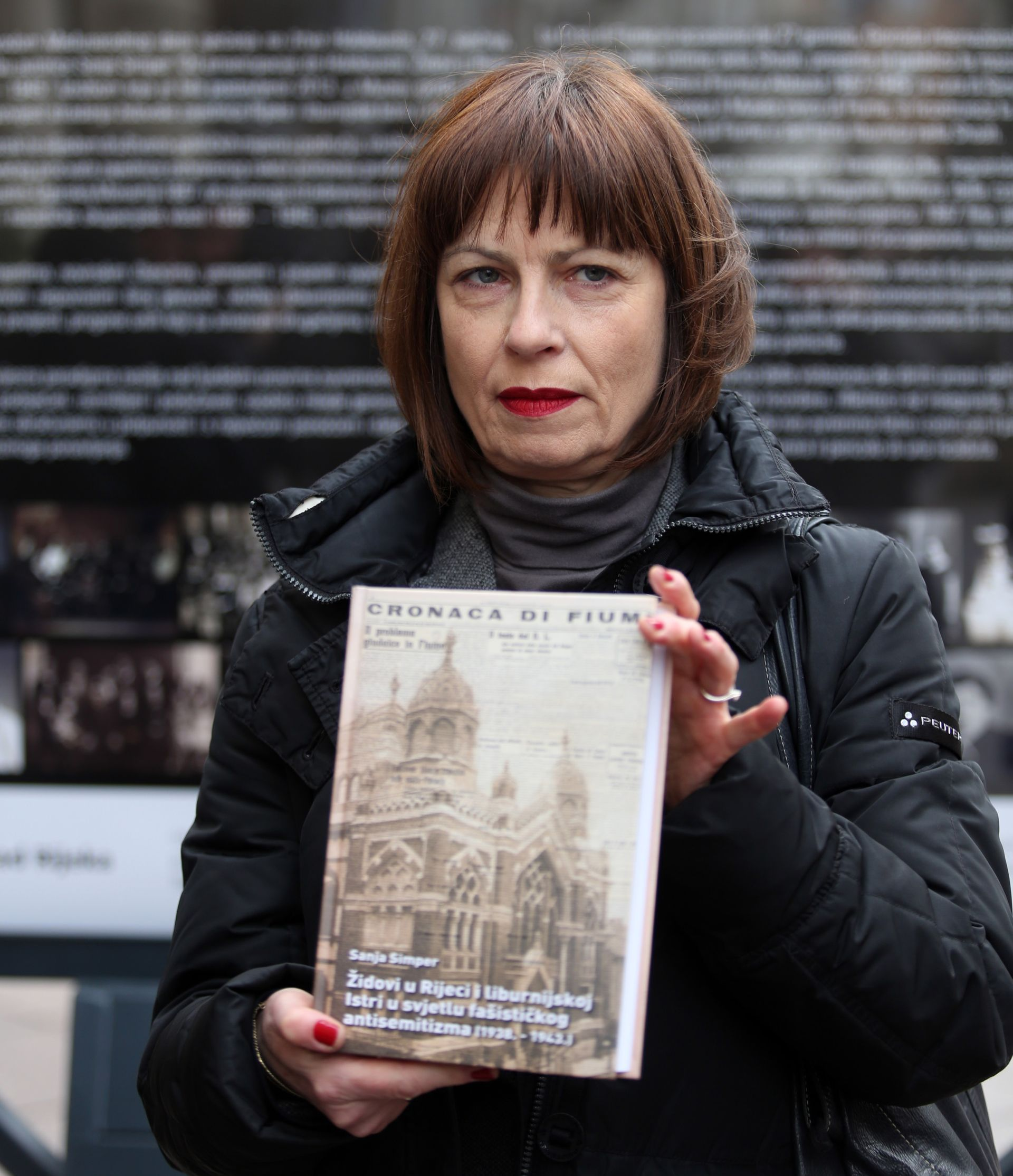 Knjiga Sanje Simper o fašističkom progonu Židova u Rijeci i Liburniji
