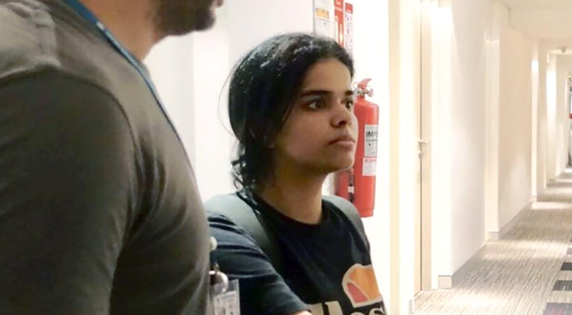 Saudijska tinejdžerka dobila azil u Kanadi