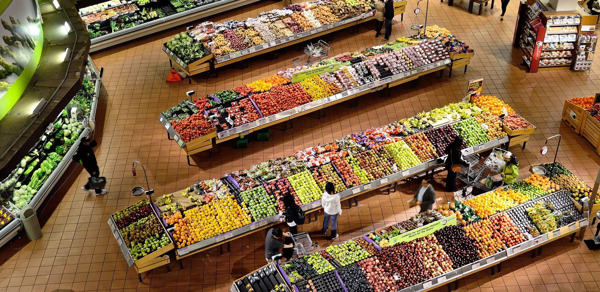 Britanski supermarketi i lanci brze hrane boje se nestašica