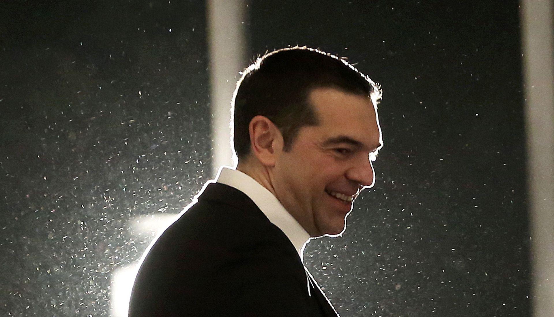 Tsipras čestitao Zaevu na promjeni imena zemlje