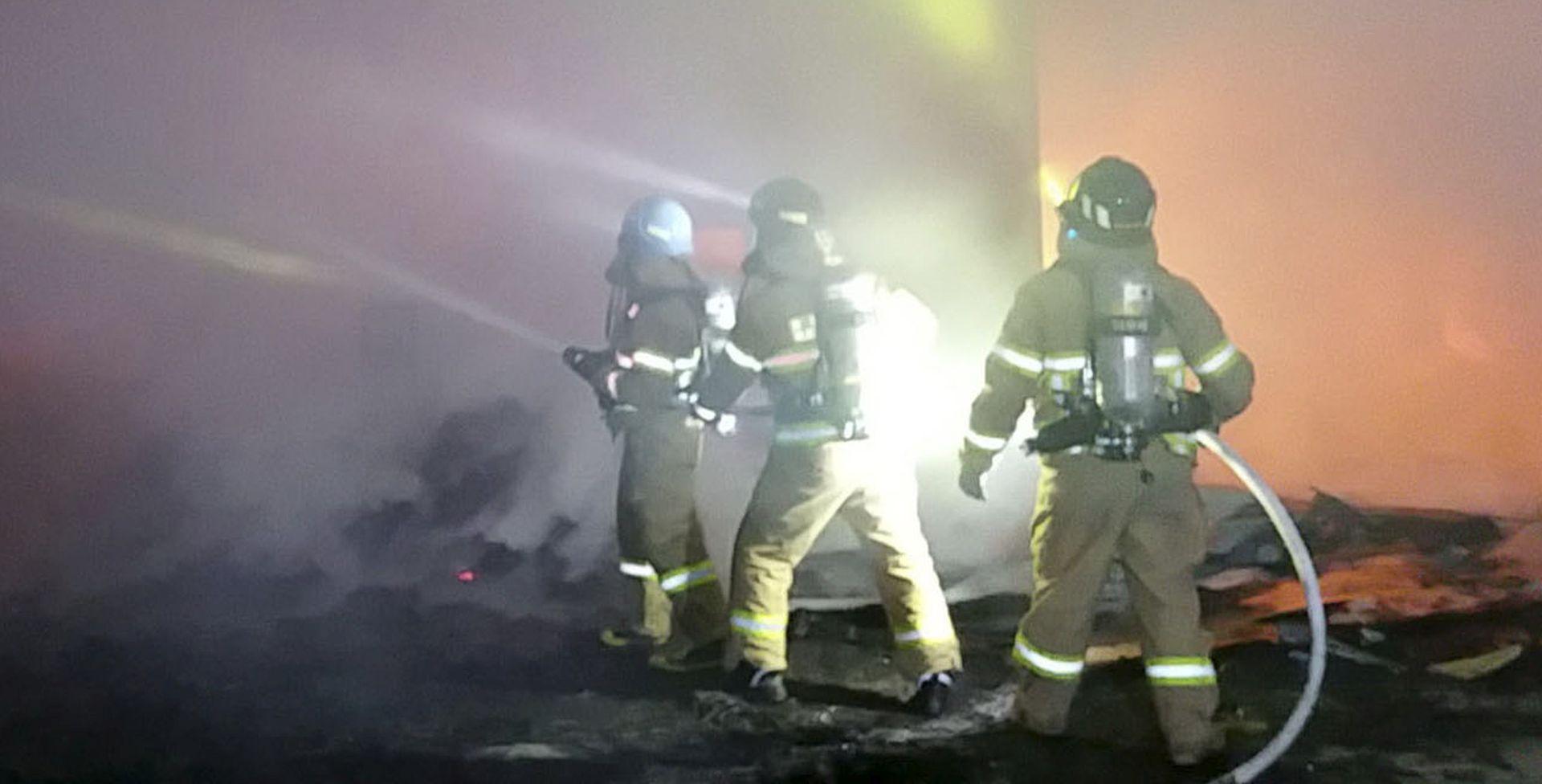 BJELOVAR Smrtonosni požar izazvan dimovodnom cijevi