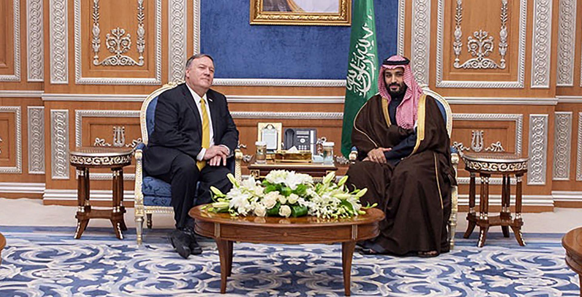 """""""Ne možemo naprijed dok se 'ne riješi' princ Bin Salman"""""""