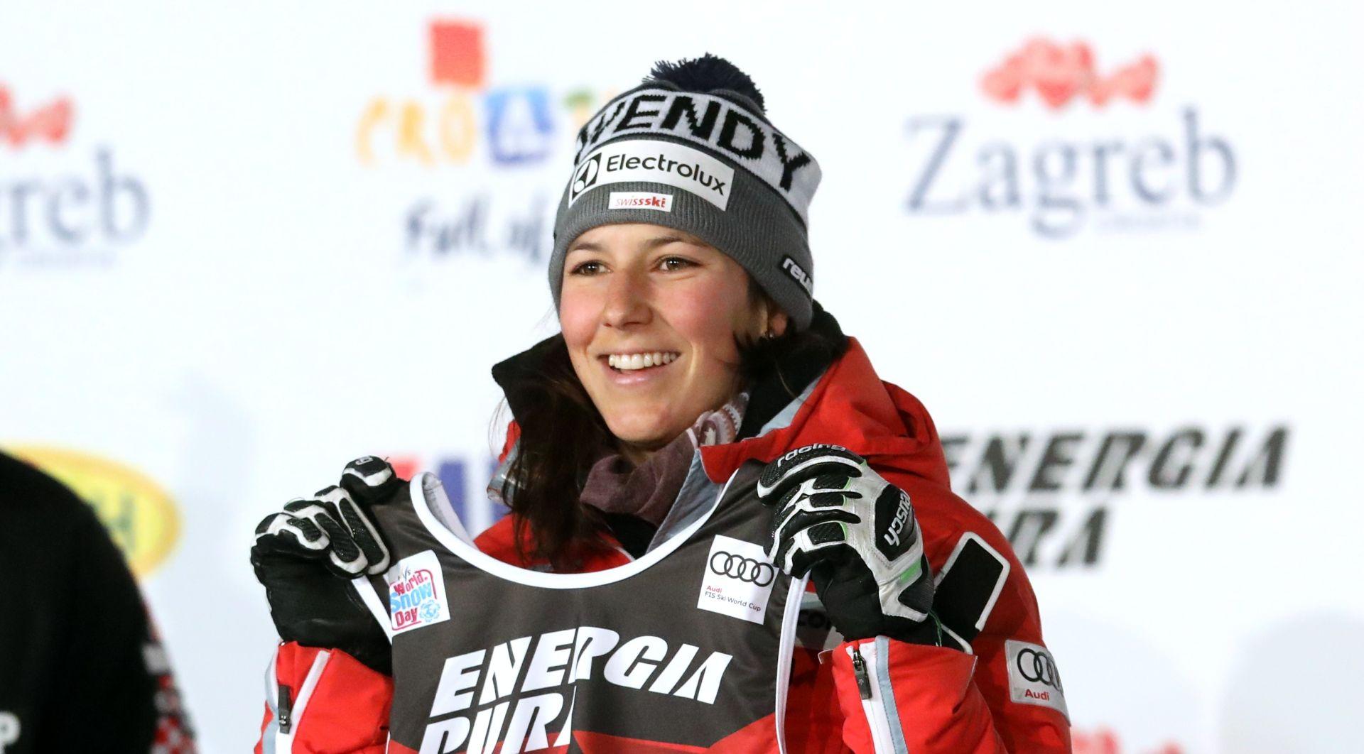 Wendy Holdener otvara sljemenski slalom