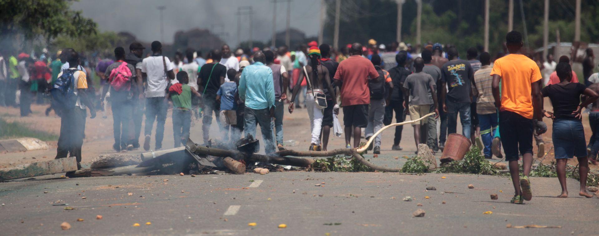 ZIMBABVE Krvavi prosvjedi zbog poskupljenja nafte