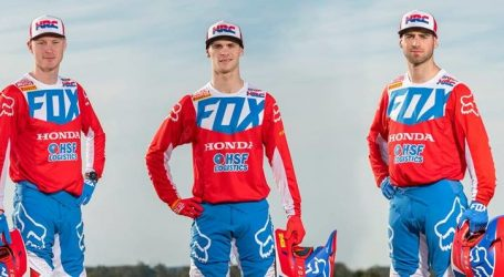 VIDEO: Honda Racing Corporation spreman za MXGP World Championships