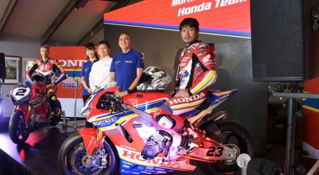 VIDEO: Moriwaki Althea Honda Team vrlo dobro krenuo u sezonu