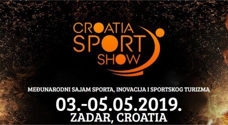 CROATIA SPORT SHOW 2019 Međunarodni sajam sporta, inovacija i sportskog turizma