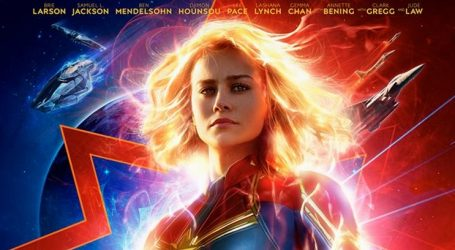 VIDEO: Novi poster za film 'Captain Marvel'