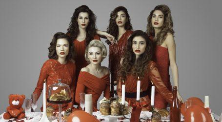FOTO: Hrvatske manekenke pokazale zašto je veljaču najbolje proslaviti s prijateljicama