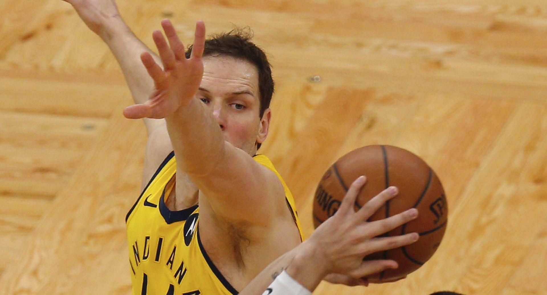 NBA Bogdanović vrlo dobar u novom porazu Indiane