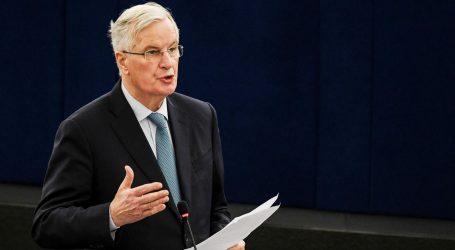 Barnier odbacuje ponovne pregovore o Brexitu