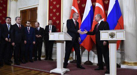Putin s čelnicima Turske i Irana u Sočiju 14. veljače