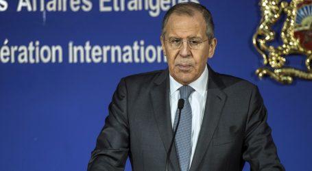 """Lavrov upozorava SAD da ne """"primjenjuje silu"""" u Venezueli"""