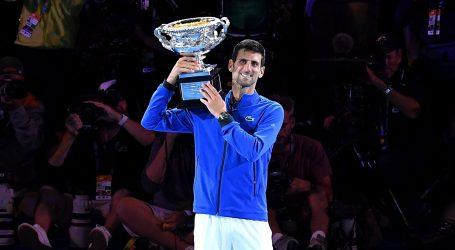 LAUREUS Novak Đoković proglašen najboljim u 2018. godini