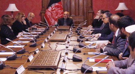 Nastavljaju se pregovori SAD-a i afganistanskih talibana
