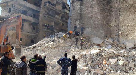 Sirijci tvrde da su američki mlažnjaci napali sirijsku vojsku